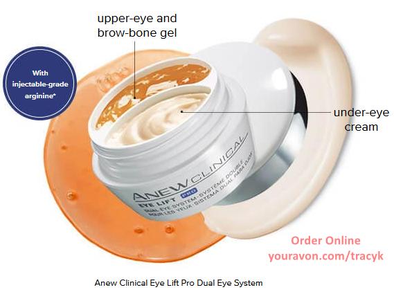 Anew Clinical Eye Lift Pro Dual Eye System