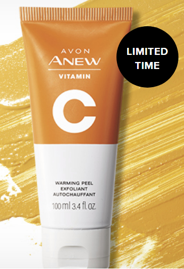 FREE  Anew Vitamin C Warming Peel
