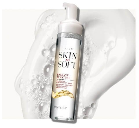 Avon Skin So Soft RADIANT MOISTURE