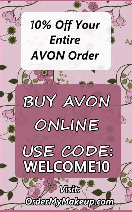 Buy Avon Online and Get 10% Off Your First Avon Order!!