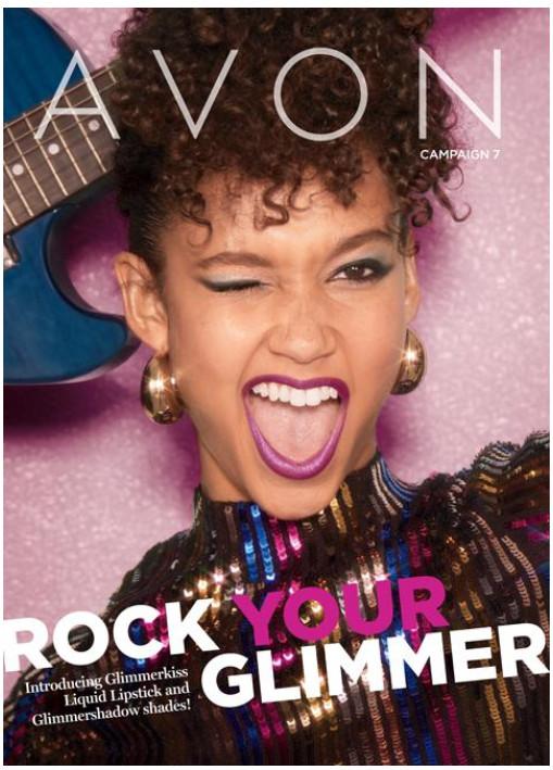 AVON Catalog Campaign 7