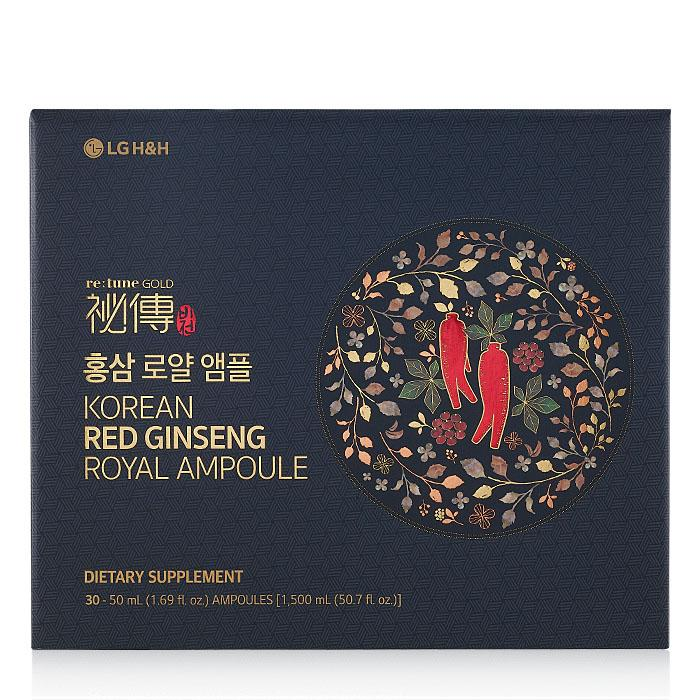 Korean Red Ginseng Royal Ampoule